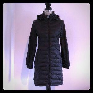 MICHAEL Michael Kors packable hooded down coat